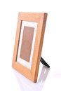 Picture frame, wood plated