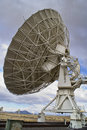 Picture of Radio Telescopes Royalty Free Stock Image