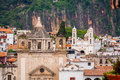 Picture of Taxco, Guerrero a colorful town in Mexico. Royalty Free Stock Photo