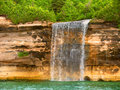 Pictured Rocks National Lakeshore Royalty Free Stock Photo