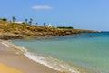 The picturesque coastline Royalty Free Stock Photo