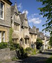 Picturesque Cotswolds - Burford Royalty Free Stock Photo