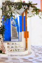 Picturesque Mykonos Stock Photography