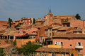 Picturesque village inFrance Stock Image