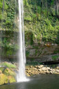 Picturesque waterfall Royalty Free Stock Image