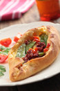 Pide Royalty Free Stock Photo