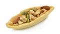 stock image of  Pie grains
