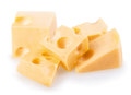 Piece cheese Royalty Free Stock Photo