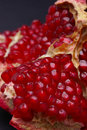 Piece of pomegranate Royalty Free Stock Photography