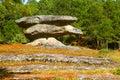 Piedras encimadas valley III Royalty Free Stock Photos