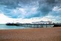 Pier of Brighton Royalty Free Stock Photo