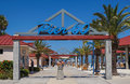 Pier 60 Clearwater Beach, Florida Royalty Free Stock Photo
