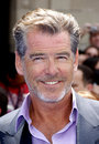 Pierce Brosnan Royalty Free Stock Photo