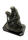 Pieta - top view Stock Photo