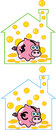 Pig money bank Royalty Free Stock Images