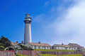 Pigeon Point Lighthouse North view Royalty Free Stock Photo
