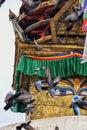 stock image of  Eyes of Buddha in Nepal