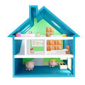 Piggybank house Royalty Free Stock Photo