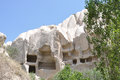 Pigeon Lofts, Red Rose Valley, Goreme, Cappadocia, Turkey Royalty Free Stock Photo
