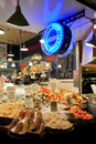 Pike Place Fish Market Royalty Free Stock Image