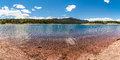 Pikes Peak Crystal Lake Panorama