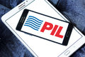 Pil container shipping logo