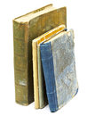 Pile of antique books Royalty Free Stock Photography