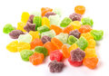 Pile Of Colorful Sugar Jelly Candy VI Royalty Free Stock Photo