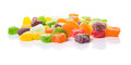 Pile Of Colorful Sugar Jelly Candy VII Royalty Free Stock Photo