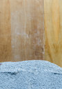 Pile of gravel Royalty Free Stock Photo
