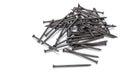 Pile of iron nail Royalty Free Stock Photo