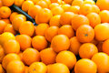A pile of oranges for sale Royalty Free Stock Photo