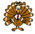 Pilgrim Turkey Royalty Free Stock Image