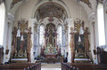 Pilgrimage church saint mary in aalen baden wuerttemberg germany gothic architecture from th century baroque architecture from th Royalty Free Stock Photo