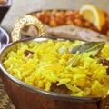 Pillau Rice Royalty Free Stock Photo