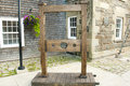 Pillory Torture Device Royalty Free Stock Photo
