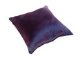 Pillow, bright pillow on background. Royalty Free Stock Photo