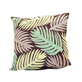 Pillow leaf Royalty Free Stock Image