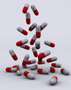 Pills 3 Royalty Free Stock Images