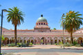 Pima county courthouse tucson arizona april is the former main building in downtown tucson arizona on april it Royalty Free Stock Photo