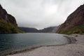 Pinatubo Crater Lake Royalty Free Stock Photo