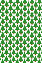 Pine Tree Pattern Royalty Free Stock Photography