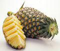 Picture : Pineapple art  grilled