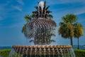 Pineapple Fountain, Charleston SC