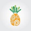 Pineapple Graphic