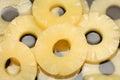 Pineapple Rings Royalty Free Stock Photo