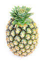 Pineapple  on white background Stock Photography