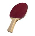 Ping pong racket Stock Image