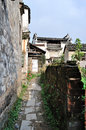 Pingshan village of ancient villages in china this is the historical and cultural building an entire practice into one is chinas Royalty Free Stock Images