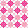 Pink Argyle Stock Photos